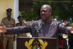 I'm no warmonger – Mahama