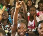 Students attend class at a public school in Taliko, a neighbourhood of Bamako, Mali. UN Photo/Marco Dormino