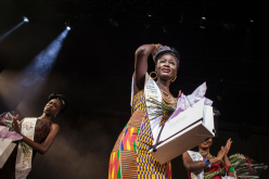 Ghanaian crowned first 'Miss Africa Continent'