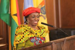 Ghana Party Picks Former First Lady as Presidential Candidate