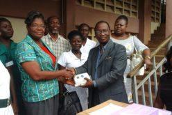 The Kwakwaduam Association of New York donates Twelve  Electronic Fetal Doppler Stethoscopes to the Nsawam Health District, Obo and Atibie  Health Centers
