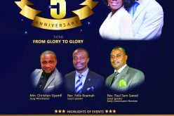 Total Redemption Ministries 5Th Anniversary