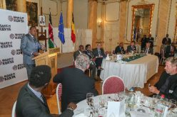Europe: Uhuru meets Kenyans in Belgium, pledges to support diaspora interests