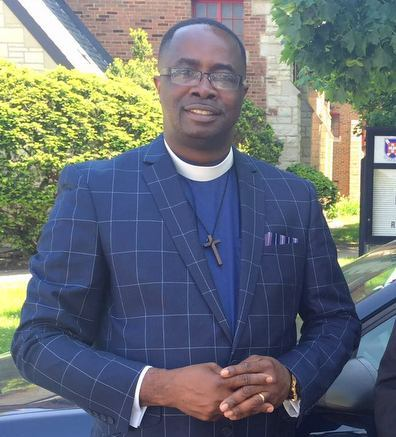Rev. Samuel Afoakwa Badu, Resident Pastor