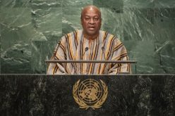 Fair Trade, not Sympathy,President Mahama tells Western Countries.