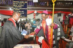 Ghana: Methodist Church inducts new Administrative Bishop