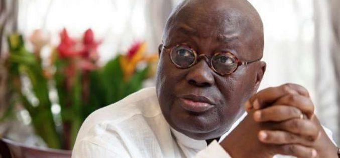 Ghana: Nana Akufo-Addo corruption probe 'not witch-hunt'