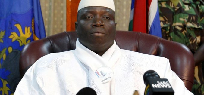 West African Leaders to Ask Gambia's Jammeh to Step Down