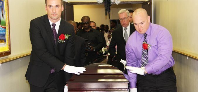 Rev. Theresa Owusu Ansah laid to rest: 'She was a woman of character'
