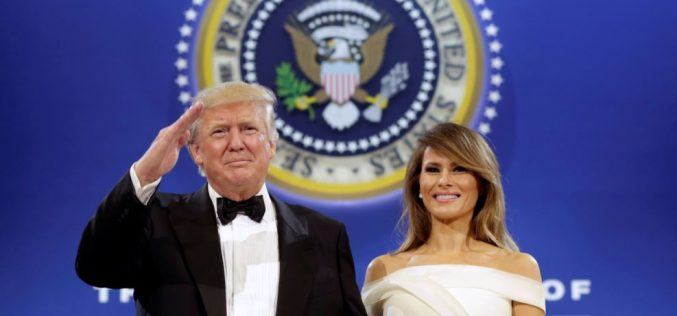 Donald Trump, Inaugurated as 45th US President, Says It's 'Only America First'