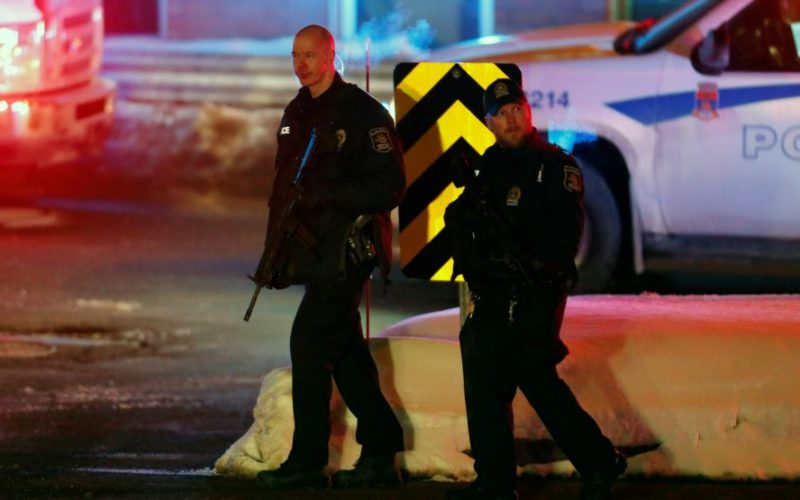 Six Killed in Quebec City Mosque Shooting