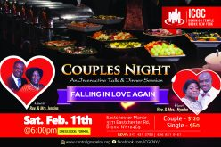 ICGC Dominion Temple Couples Night