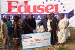 Edusei Foundation supports Kumasi Academy Old Student Association
