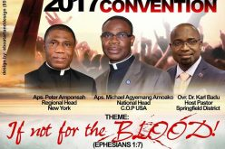 THE CHURCH OF PENTECOST NEW YORK REGION EASTE CONVENTION 2017