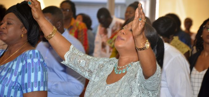 ICGC  Intimate Praise and Worship Experience