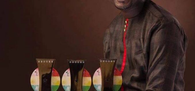 Joe Mettle crowned Artiste of the Year at VGMAs 2017