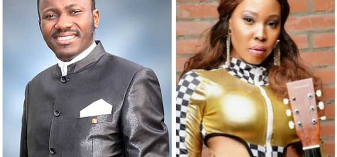 Sex Scandal – Stephanie Otobo Slams Apostle Suleman With $5 Million Lawsuit in Canada