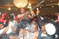 Asanteman Association of Chicago Coronate's Chiefs and Queen