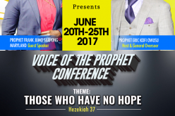 Holy Fire Dynamic Word Voice of the Prophet Conference
