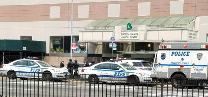 Bronx Lebanon hospital shooting: Gunman dead, multiple shot