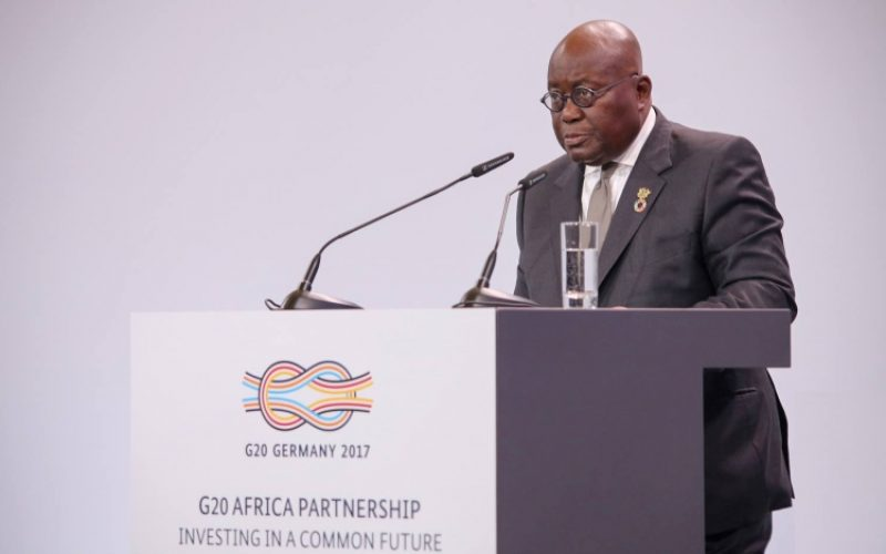 Ghanaians abroad to vote now