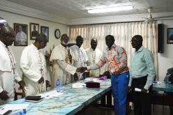 Ghanaian Catholics in Chicago donate $10,000 to church in Ghana
