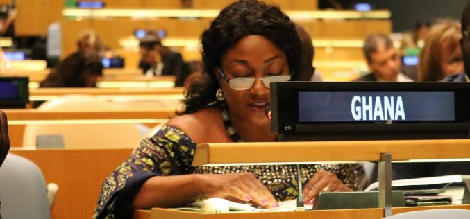 Ghana tells UN that disability is not a curse