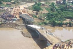 How did a $12 million bridge collapse in Kenya?