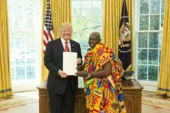 Reception in honor of Dr. Barfuor Adjei-Barwuah; Ghana Ambassador to U.S.