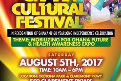 Ghana Cultural Festival