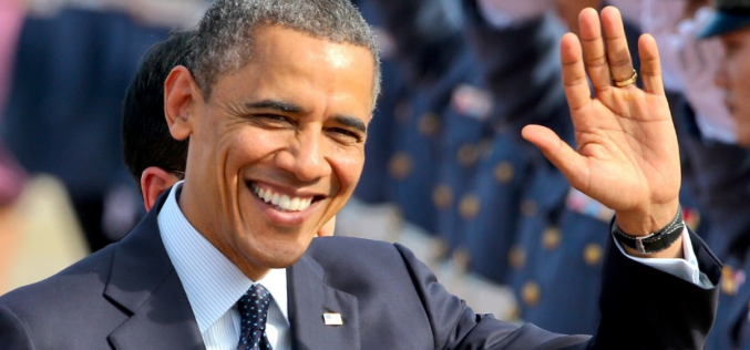 'Barack Obama Day' is official holiday in Illinois