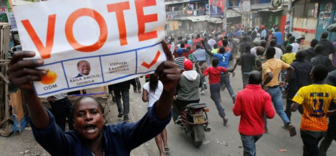 Kenya's Electoral Commission: 'We Are Now in the Final Stretch'