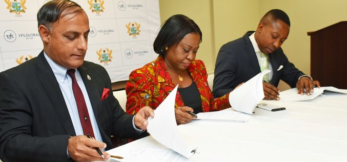 Ghanaians in the West Coast and Midland Regions of the US to Have Easy Access to Biometric Data Capturing Centers.