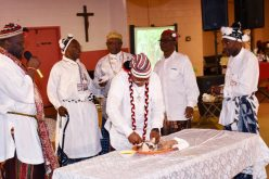 Ikeji Festival Celebrated in New York by Nzuko Arochuku.