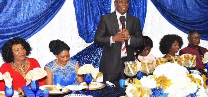 Ghanaian Ministers Fellowship Annual Banquet