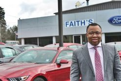 'Work hard and stay focused … you will reap success': Nigerian immigrant purchases Ford dealership