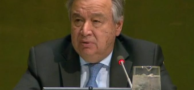 Remember Slavery: UN chief calls for continued struggle to ensure dignity and justice for all