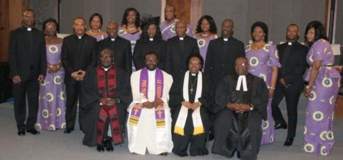 Evangelical Presbyterian Church USA Commissions New Ministers
