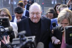 Australian archbishop Philip Wilson guilty of concealing child sex abuses
