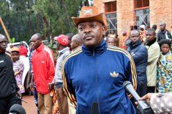 Burundi votes in referendum over president's 2034 'power grab'