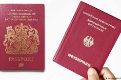 Brexit causes record number of Britons to be granted German citizenship