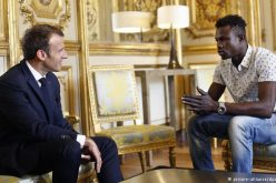 France: Malian immigrant hailed for heroic rescue, offered French passport