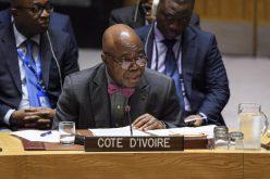 Security Council mourns death of Cote d'Ivoire ambassador