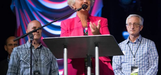 US Assemblies of God elects first woman executive in more than a century