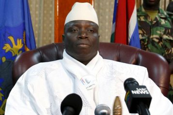 Rights Groups Seek Prosecution of Gambian Ex-leader in Ghana