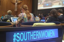 UN pays tribute to the Organization's founding mothers