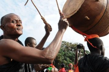 LETTER FROM AFRICA: Why Ghanaians are so slow to bury their dead