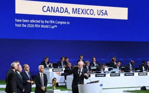 World Cup 2026: United States, Canada and Mexico Win FIFA Vote