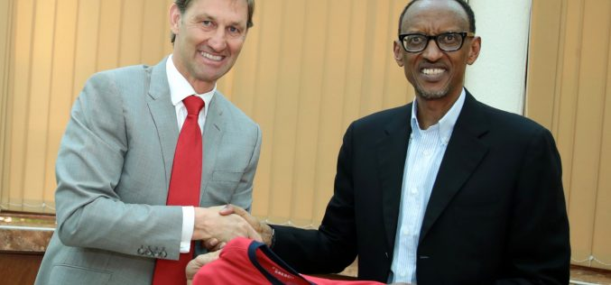 Rwanda defends $39m sponsorship deal with Arsenal