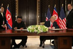 US, North Korea Sign Agreement at Historic Summit
